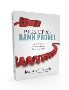 pick up the damn phone