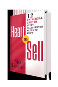 Heart And Sell Shari Levitin