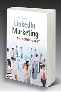 LonkedIn Marketing 1 Hour A Day Viveka von Rosen