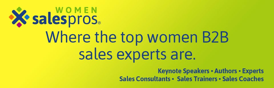WOMEN salespros top b2b sales experts
