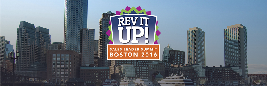 REV IT UP Boston 2016