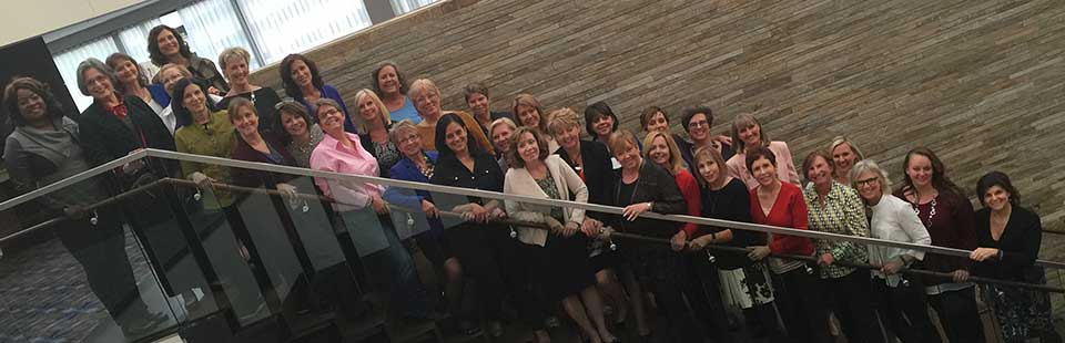 WOMEN sales pros Chicago attendees 2015
