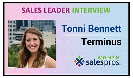 Tonni Bennett, Director of Sales, Terminus