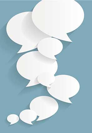 turn performances into conversations