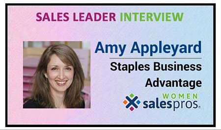 Amy Appleyard - Staples Business Advantage