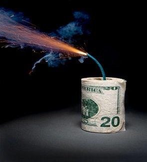 Burning Money on networking