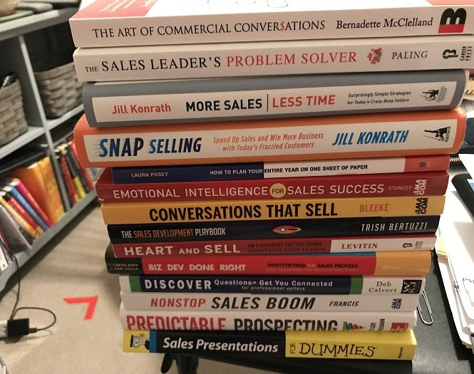 Top Sales Books Written by Women Sales Experts