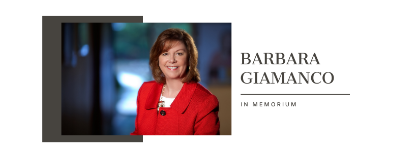 Barbara Giamanco – a Women in Sales Champion Gone but Not Forgotten